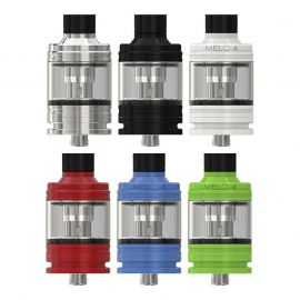 Clearomiseur Eleaf Melo 4 D22 - cigarette électronique Suisse