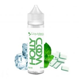 Hollywood - Base e-liquide Liquideo Evolution sans nicotine pour cigarette électronique Suisse